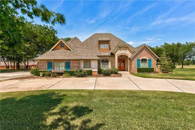Moore Single Family Home For Sale: 3300 Shady Creek Lane