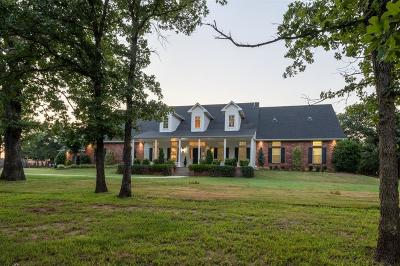 Norman Single Family Home For Sale: 17200 S Midwest Boulevard