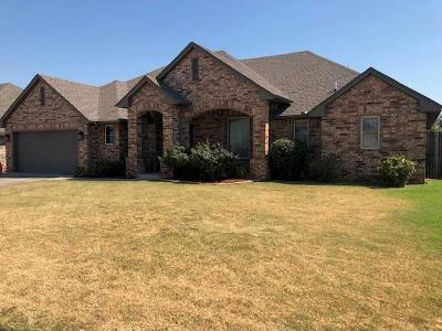 Warr Acres Single Family Home For Sale: 7046 Cherokee Crossing East