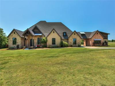 Choctaw Single Family Home For Sale: 3117 N Indian Meridian Road