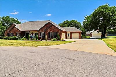 Shawnee Single Family Home For Sale: 19191 Charleston Pointe Drive