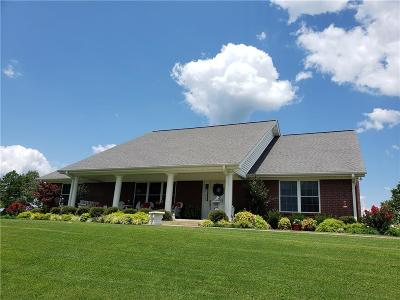 Single Family Home For Sale: 745 River Fish Road