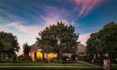 Edmond Single Family Home For Sale: 3309 Buckhead Path