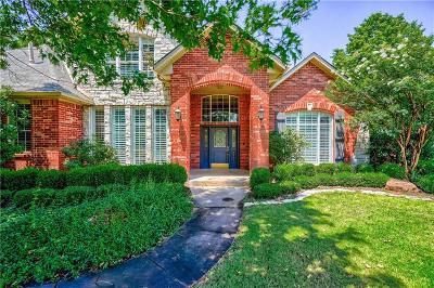 Edmond Single Family Home For Sale: 2011 Silver Crest Drive