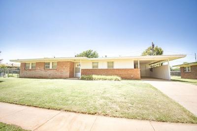 Foss Single Family Home For Sale: 308 Potomac