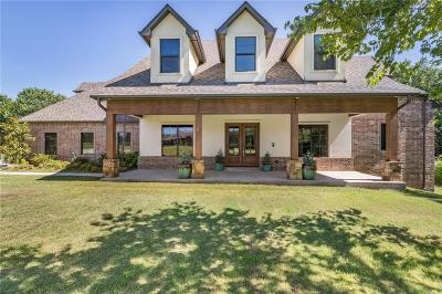 Edmond Single Family Home For Sale: 980 Lake Vista Drive