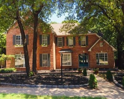 Edmond Single Family Home For Sale: 16 N Bradbury Drive