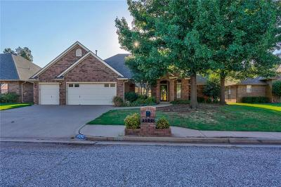 Edmond Single Family Home For Sale: 15520 Allegheny Drive