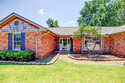 Edmond Single Family Home For Sale: 1224 Sims Avenue