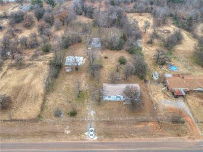 Canadian County, Oklahoma County Residential Lots & Land For Sale: 18499 SE 15th Street