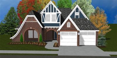 Edmond Single Family Home For Sale: 3641 Cobbler Court