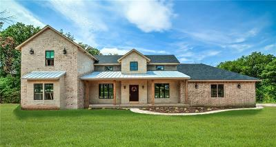 Edmond Single Family Home For Sale: 5319 Pheasant Crest Road