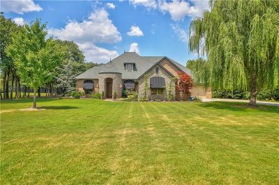 Midwest City Single Family Home For Sale: 12205 Tuscany Ridge Road