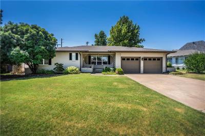 Oklahoma City Single Family Home For Sale: 1714 Huntington Avenue