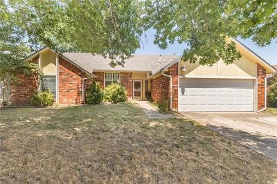Yukon Single Family Home For Sale: 11625 SW 3rd Terrace