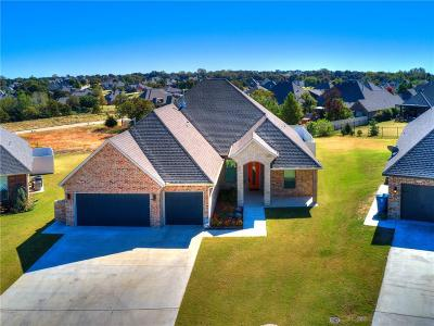Choctaw Single Family Home For Sale: 12608 Shady Hollow Drive