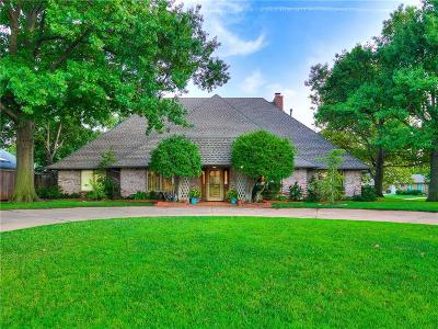 Oklahoma City Single Family Home For Sale: 1242 Westchester Drive