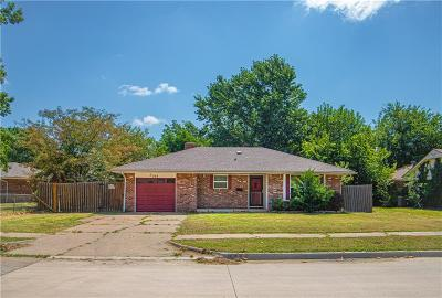 Norman Single Family Home For Sale: 515 Sunrise Street