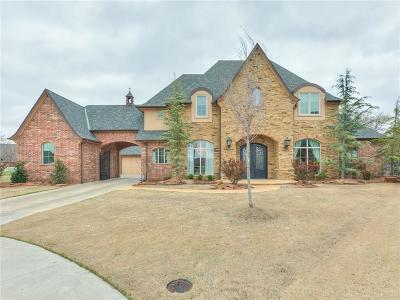 Oklahoma City Single Family Home For Sale: 12800 Endor Court