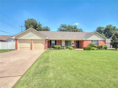 Single Family Home For Sale: 8016 Rossmore Court