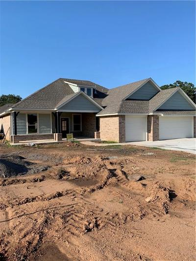 Choctaw Single Family Home For Sale: 15083 Gray Fox Road