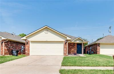 Moore Single Family Home For Sale: 505 SW 35th Street