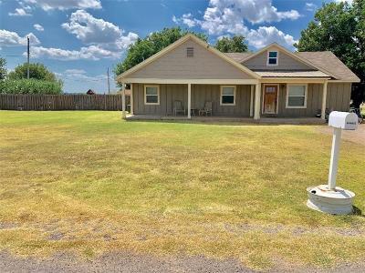 Duke Single Family Home For Sale: 621 N Oklahoma Corner