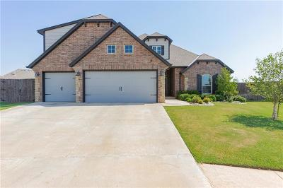 Yukon Single Family Home For Sale: 3316 River Birch Lane