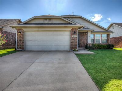 Edmond Single Family Home For Sale: 18601 Piedra Drive