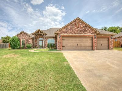 Moore Single Family Home For Sale: 2900 Elmo Way