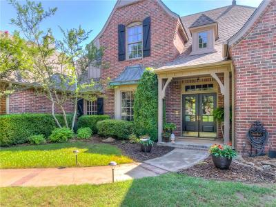 Edmond Single Family Home For Sale: 5616 Georgetowne Road