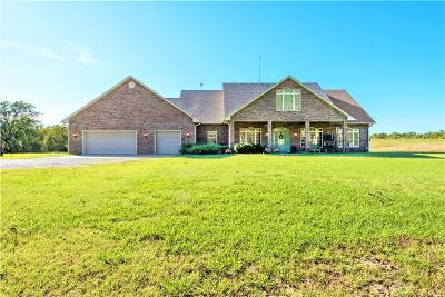 Single Family Home For Sale: 4001 County Road 1520 Road