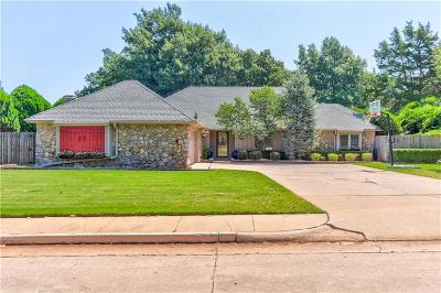 Edmond Single Family Home For Sale: 6012 Troone Court