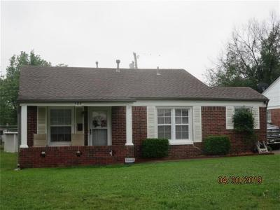 Midwest City OK Single Family Home Pending: $79,900