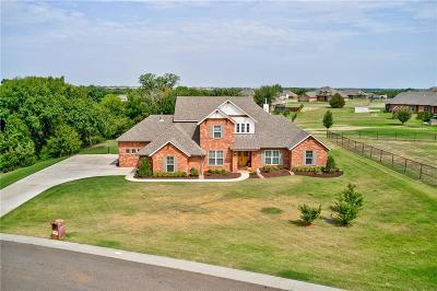 Edmond Single Family Home For Sale: 10190 Pine Ridge Road