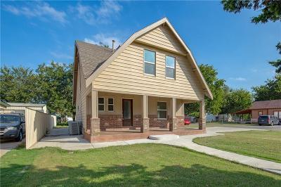 El Reno Single Family Home For Sale: 537 S Miles Avenue