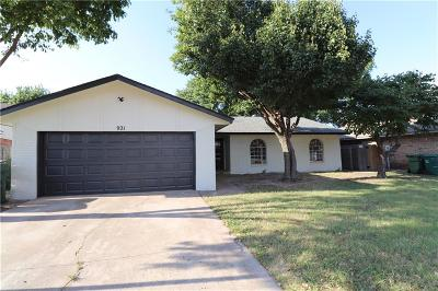 Yukon Single Family Home For Sale: 921 Mabel C Fry Boulevard