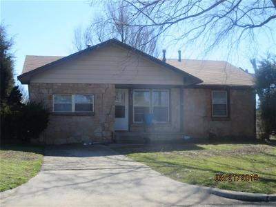Midwest City Single Family Home For Sale: 1820 Murray Drive
