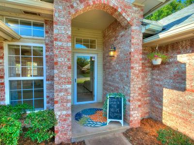 Edmond Single Family Home For Sale: 1816 NW 176th Terrace