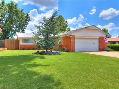 Warr Acres Single Family Home For Sale: 5808 NW 67th Street