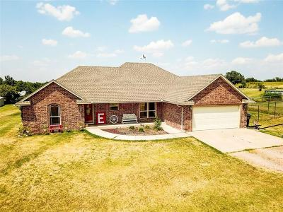 Tuttle Single Family Home For Sale: 2066 County Road 1237 Road