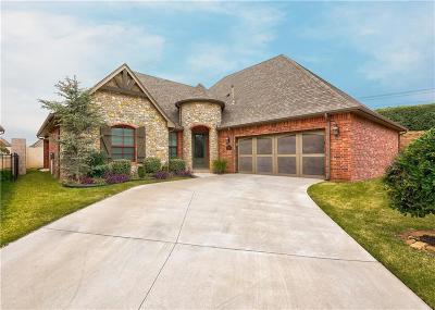 Edmond Single Family Home For Sale: 941 Villas Creek Drive