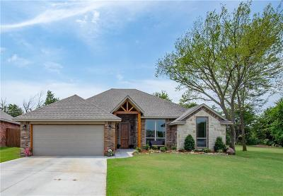 Noble Single Family Home For Sale: 4632 Rosewood Court