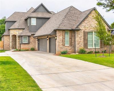 Oklahoma City Single Family Home For Sale: 10814 Lakeside Drive