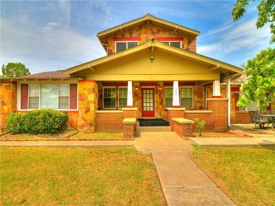 Stroud Single Family Home For Sale: 902 N 6th Avenue