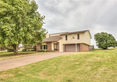 Weatherford Single Family Home For Sale: 10494 N 2401 Road