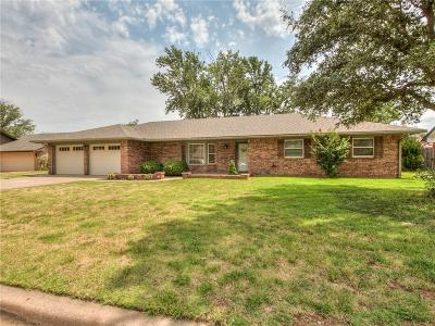 Weatherford Single Family Home For Sale: 912 Lantern Lane