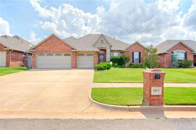 Moore Single Family Home For Sale: 1012 Lanie Lane