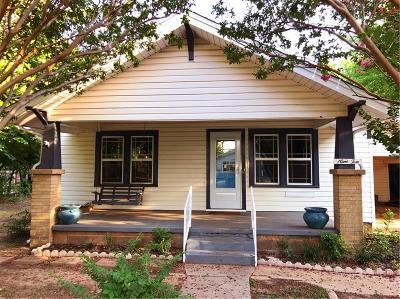 Norman Single Family Home For Sale: 910 E Symmes Street