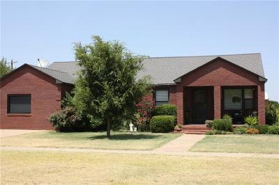 Duke Single Family Home For Sale: 102 W 5th Street